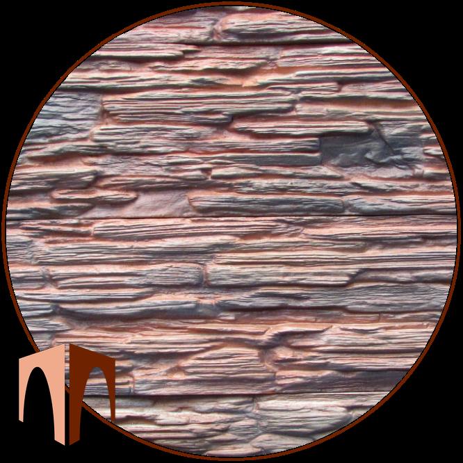 гипсовый камень Сланец Саянский от производителя
