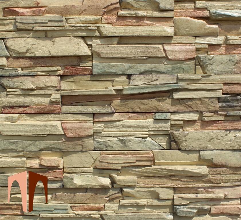 бетонный камень Сланец Казбек от производителя