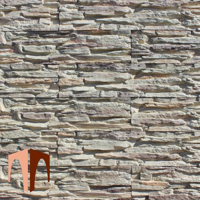 бетонный камень Сланец тонкослойный от производителя