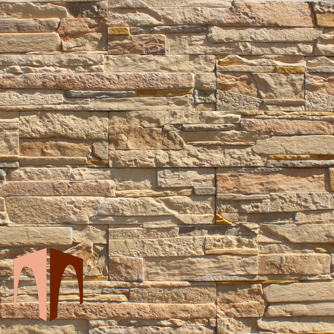 бетонный камень Сланец Рифейский от производителя
