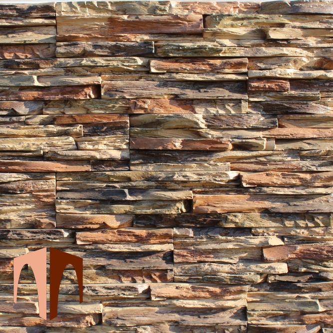бетонный камень Сланец Алтайский от производителя