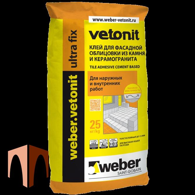 плиточный клей Ветонит